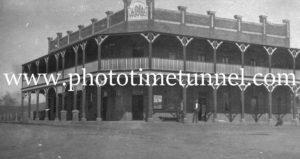 Royal Hotel, Kurri Kurri, NSW, circa 1920s