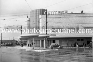 Century Theatre, Broadmeadow, NSW, circa 1940s. (2)