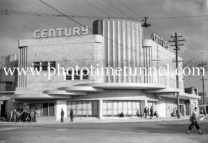 Century Theatre, Broadmeadow, NSW, circa 1940s.