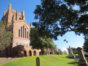 Gravestones to be returned to the Cathedral cemetery