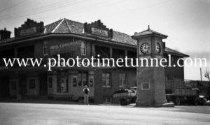 Hotel Commercial, Bega, NSW, circa 1948