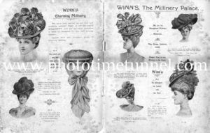 Winn's drapery store catalogue, 1907. Newcastle, NSW. PDF download