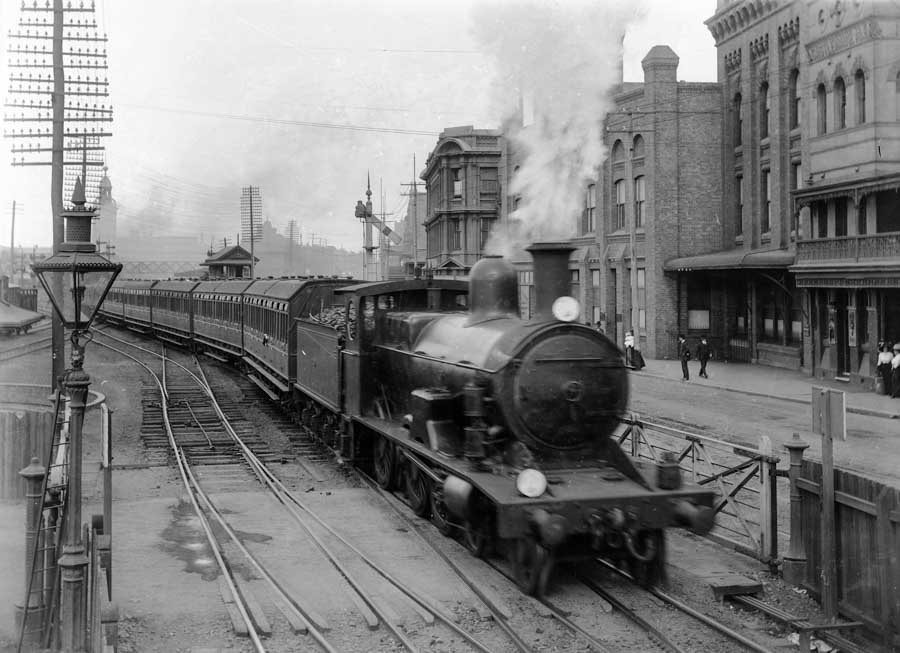 The great Newcastle railway debate of 1856