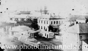 Some of the oldest photos of Newcastle, NSW