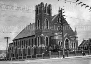 Adamstown Methodist Church, March 26, 1936