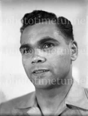 Boxer Dave Sands, November 26, 1947. (4)