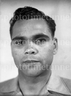 Boxer Dave Sands, November 26, 1947. (5)