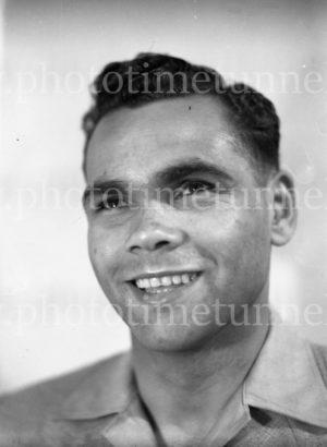 Boxer Dave Sands, November 26, 1947. (6)