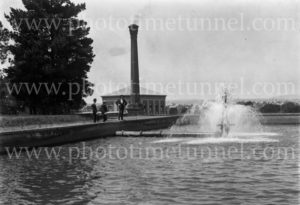 Walka water works, Maitland, NSW, circa 1910. (2)