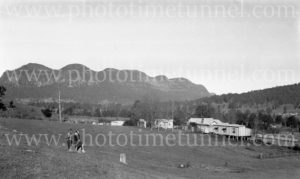 Scene in the Burragorang Valley, NSW, 1936.