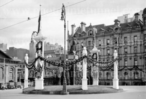 Decorations in Sydney for the visit of Edward, Prince of Wales, 1920. (16)