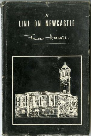 A Line on Newcastle, by Jean Harris. Secondhand book.