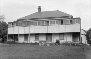 Woodlands and Ellimatta homes for boys and girls in the 1940s