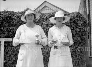 Torpey Place Ladies Bowling Club, Broadmeadow, Newcastle, NSW, November 20, 1935. (2)
