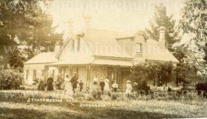 Strathmerton Park, Bundanoon, NSW, postcard view circa 1915