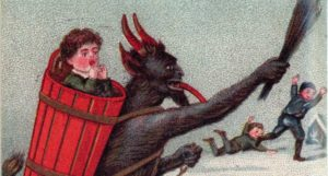 An argument in favour of Krampus