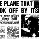 The runaway plane and a midair collision: a bad month at Bankstown Airport, August 1955