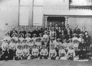 Adamstown (Newcastle) committee gala, Australia Day, July 30, 1915.