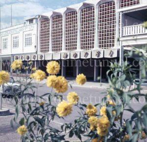 Hides Motel, Cairns, Queensland, 1960s.
