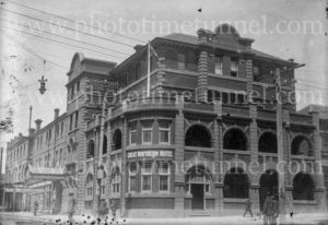 Great Northern Hotel, Newcastle, NSW, c1920s.