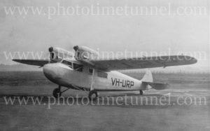 Codock aircraft, circa 1930s.