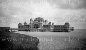 St Kilda Baths, Melbourne, Victoria, c1930s.