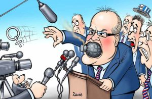 Read more about the article Scomo has lost his marbles
