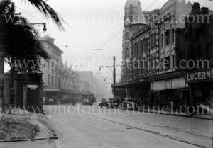 Scotts Corner, Newcastle, NSW, November 20, 1944.