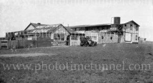 Windang Guest House, Port Kembla, NSW, January 1, 1931.