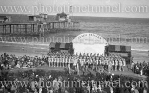 Beach Beauties pageant, Coogee, December 12, 1932. (3)