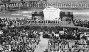 Beach Beauties pageant, Coogee, December 12, 1932. (7)
