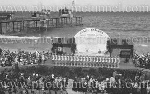 Beach Beauties pageant, Coogee, December 12, 1932. (4)