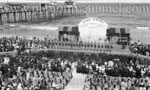 Beach Beauties pageant, Coogee, December 12, 1932. (5)