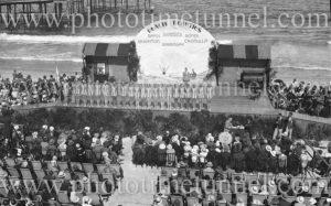 Beach Beauties pageant, Coogee, December 12, 1932. (9)