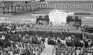 Beach Beauties pageant, Coogee, December 12, 1932. (10)