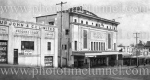 Capitol Theatre, Tamworth, circa 1930s. (2)