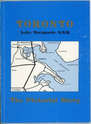 Toronto, the Pictorial Story (secondhand book)