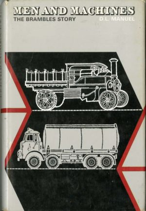 Men and Machines: The Brambles Story (secondhand book)
