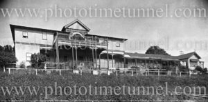 Kuranda Hotel, Queensland, circa 1940s.