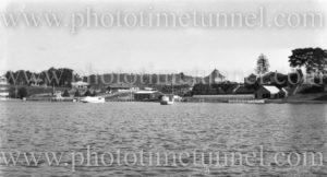 Foreshore at Toronto, Lake Macquarie, NSW. Circa 1930s (2)