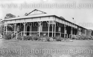 Brae-Side guest house, Bundanoon, Southern Highlands, NSW, circa 1930s.