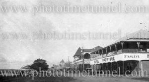 Hotel Pacifique, Tweed Heads, NSW, circa 1930s.