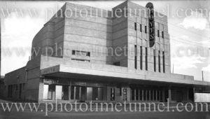 Hoyts cinema, Albury, NSW, circa 1940s.