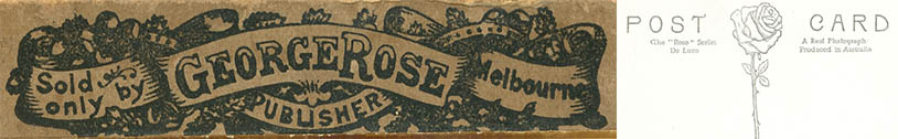 The Rose Stereograph Company: a snapshot