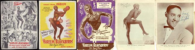 The Harlem Blackbirds