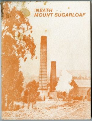 'Neath Mount Sugarloaf – history of West Wallsend district (secondhand book)