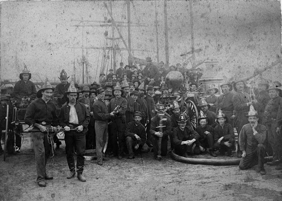 Read more about the article Fire brigade tales from old Newcastle