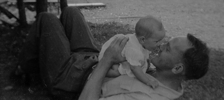 Dads and grandpas, a Fathers' Day gallery